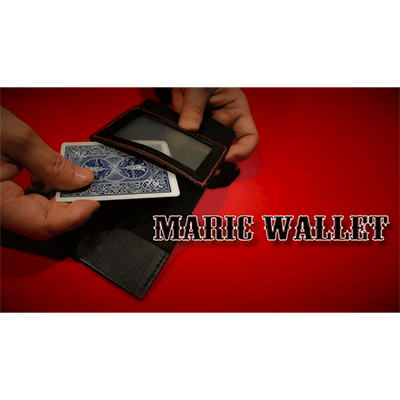 The Maric Wallet by Mr. Maric