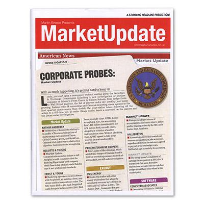 Repuesto para Market Update - Martin Breese