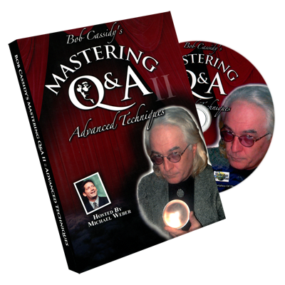 Mastering Q and A: Advanced Techniques by Bob Cassidy