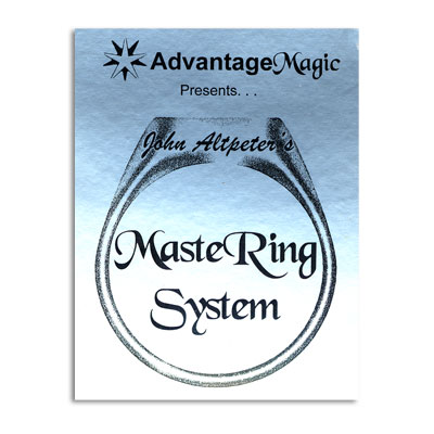 MasteRing System (Size 10) by John Altpeter - Trick
