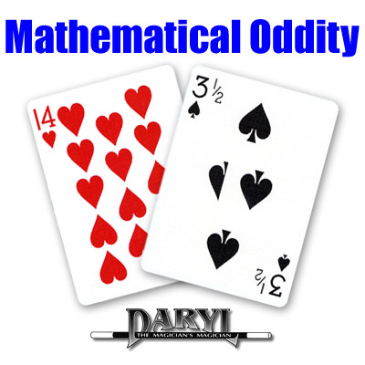 Mathematical Oddity by Daryl - Trick