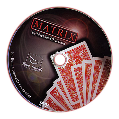 Matrix (RED, With DVD)
