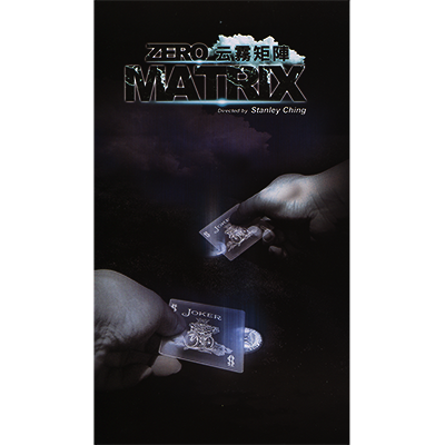 Zero Matrix Coin Set (Coins, Gimmicks & DVD) by Stanley Ching - Trick