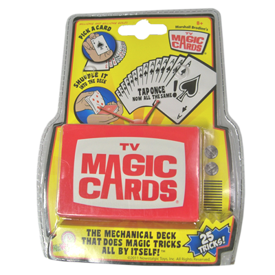 T. V. Magic Cards by Marshall Brodien - Trick