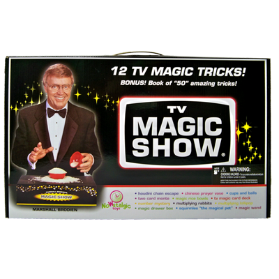 Marshall Brodien TV Magic Set by Marshall Brodien