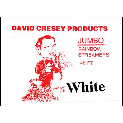 Mouth Coil 46 ft by David Cresey (White) - Trick