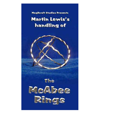 McAbee Rings (Silver Rings and DVD) Martin Lewis