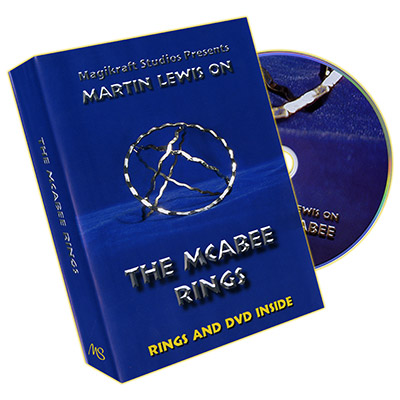 McAbee Rings (Gold Rings and DVD)