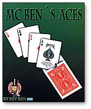 McBen's Aces trick Rey Ben