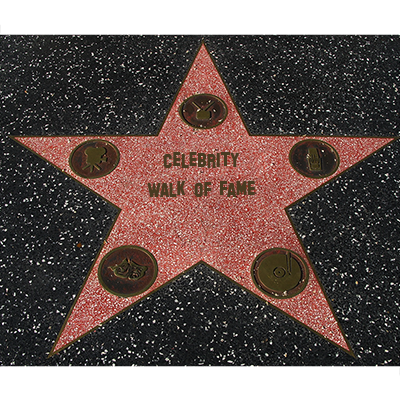 Celebrity Walk of Fame by Jonathan Royle Video/Book DOWNLOAD