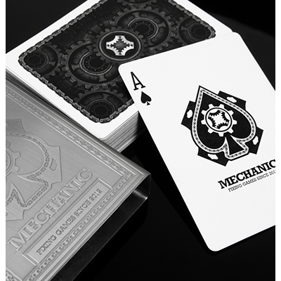 Mechanic Deck Set by Mechanic Industries - Trick
