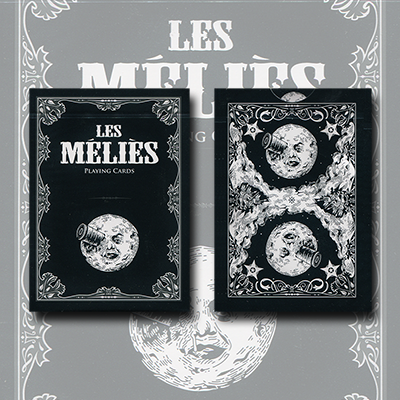 Melies Playing Cards (USPCC) by Pure Imagination Projects - Trick