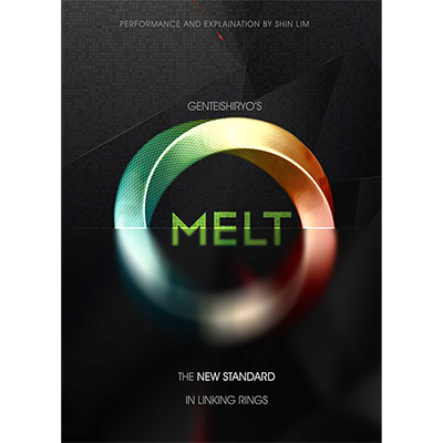 Melt (DVD and Gimmicks) by Genteishiryo - Trick