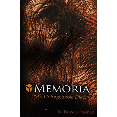 Memoria by Fraser Parker - Book