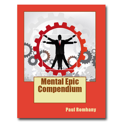 Mental Epic Compendium by Paul Romhany - Book