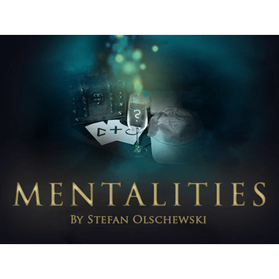 Mentalities By Stefan Olschewski - DVD