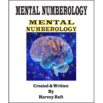 MENTAL NUMBEROLOGY by Harvey Raft - Trick