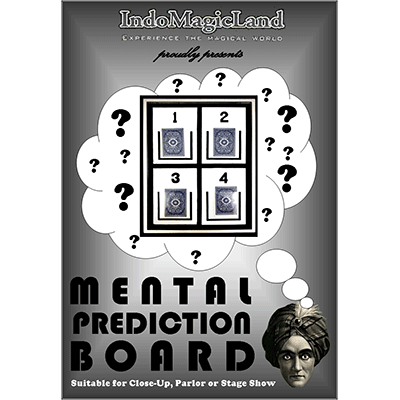 Mental Prediction Board by Indomagic Land - Trick