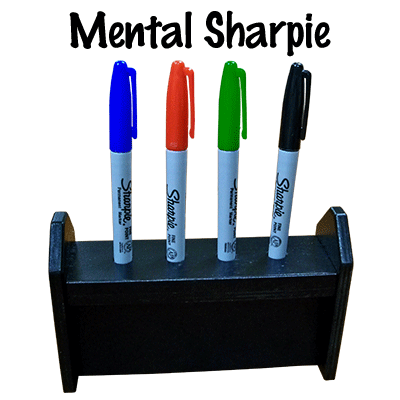 Mental Sharpie by Ickle Pickle Products