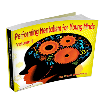 Mentalism for Young Minds Vol. 1 eBook DOWNLOAD