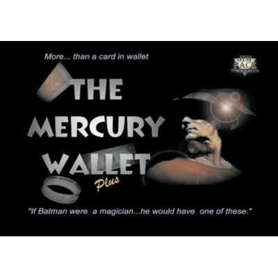 Mercury Wallet by Jim Pace - Trick