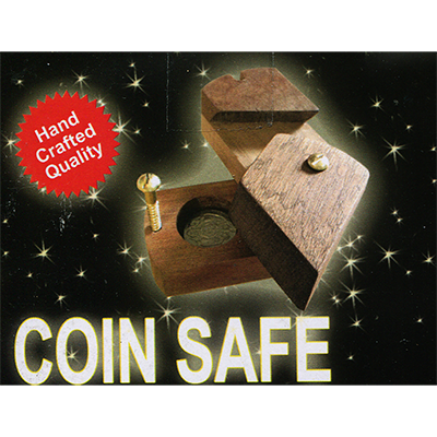 Merlins Coin Safe - Merlins Magic