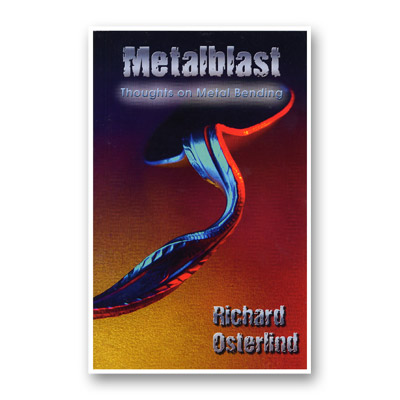 Metalblast by Richard Osterlind - Book