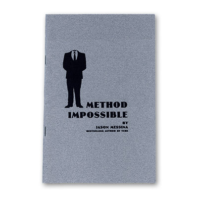Method Impossible by Jason Messina - Book
