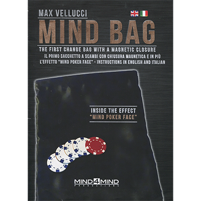 Mind Bag by Max Vellucci - Trick