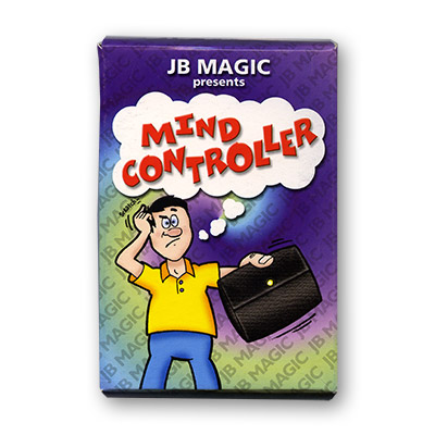 Mind Controller by Mark Mason and JB Magic - Tricks