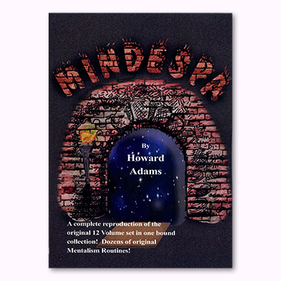 MINDESPA  by Howard Adams - Book