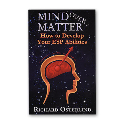 Mind Over Matter by Richard Osterlind - Book