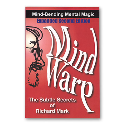 Mind Warp by Richard Mark - Book