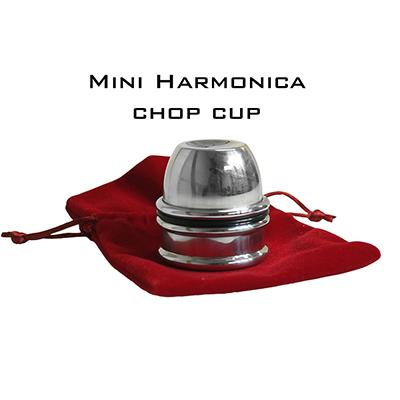 Mini Harmonica Chop Cup (Aluminum)
