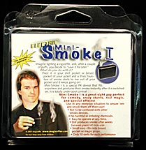 Electric Mini Smoke  - Trick