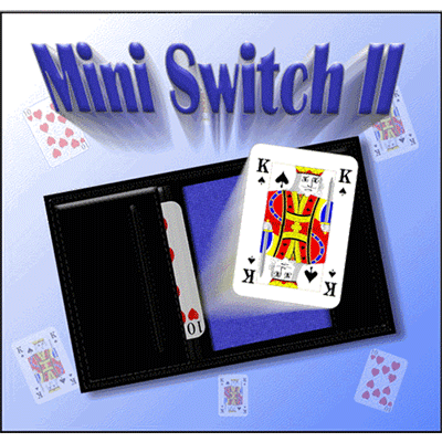 The Mini Switch Wallet 2.0 - Heinz Minten