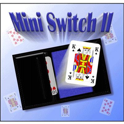 The Mini Switch Wallet 2.0 - Heinz Minten