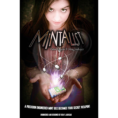 Mintalist (DVD and Gimmick) by Peter Eggink - DVD