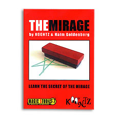 The Mirage by Koontz, Haim Goldenberg, & Magic Studio 51 - Trick