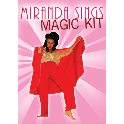 The Miranda Sings Magic Kit - Tricks