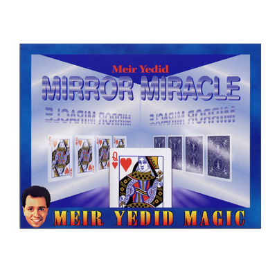 Mirror Miracle Card Trick