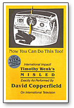 Misled by Timothy Wenk - Trick