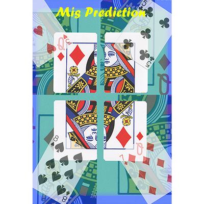 Mis-Prediction by Di Fatta Magic - Trick