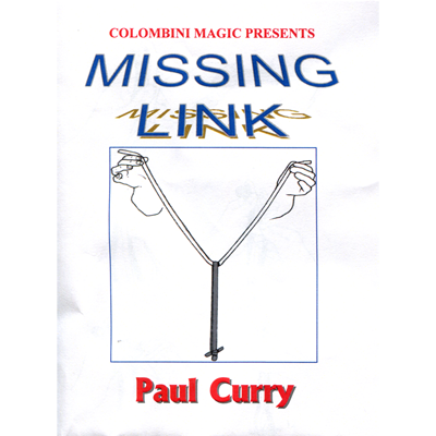 Missing Link by Paul Curry and Mamma Mia Magic - Trick