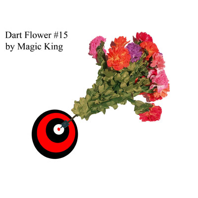 Dart Flower #15 Prudential - Trick