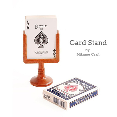Card Stand by Mikame - Trick