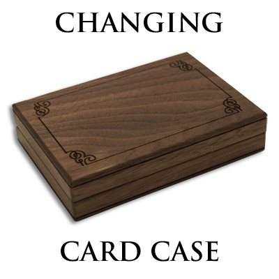 Changing Card Case by Mikame - Trick