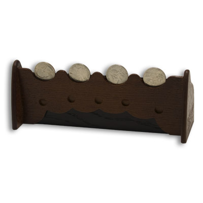 Coin Stand by Mikame - Trick