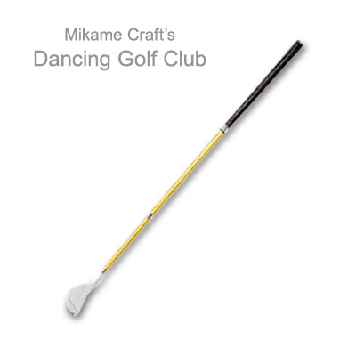 Dancing Golf Clubs Iron by Mikame - Trick
