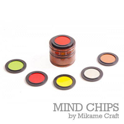 Mind Chip (Gimmicks and Online Instruction) by Mikame - Trick